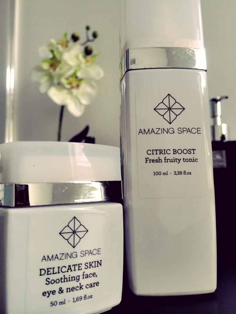 Citric boost & Delicate skin