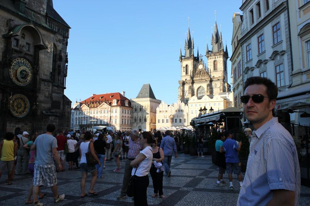 Republik Pladsen, Prag