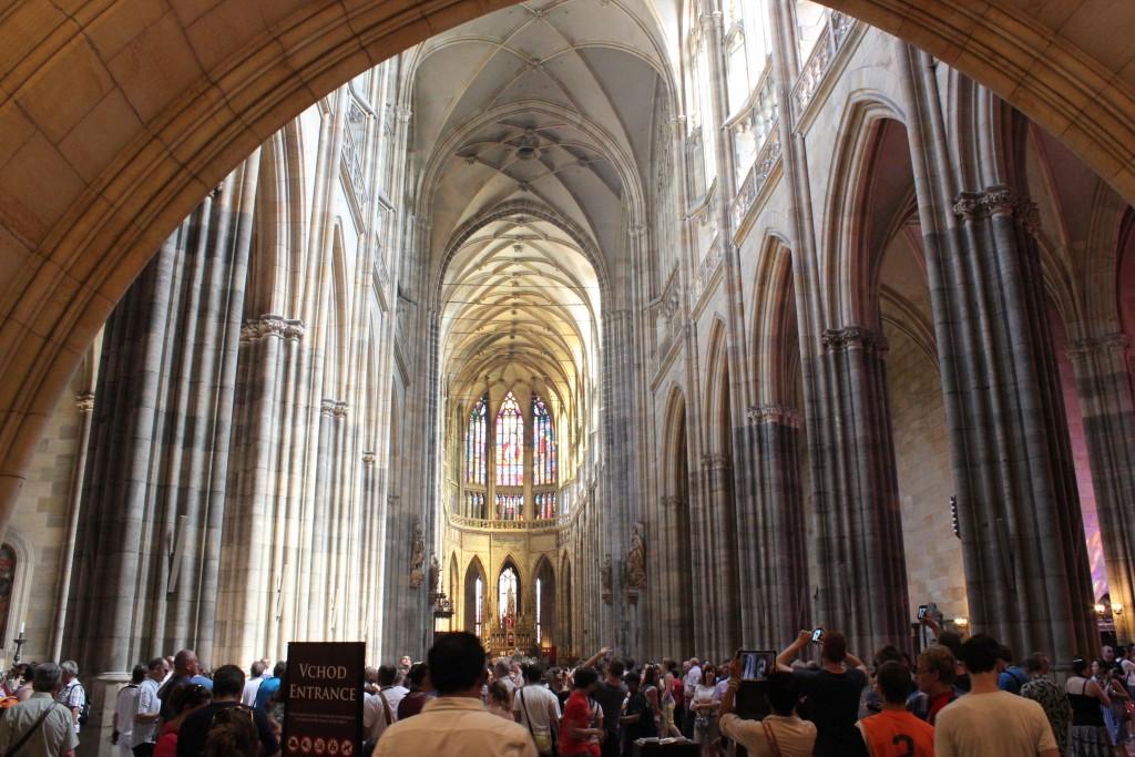 Sct.Vitus katedrallen