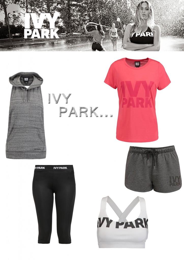 Beyonces nye kollektion IVY park