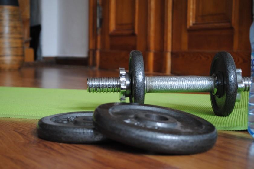 Træning med Ildi