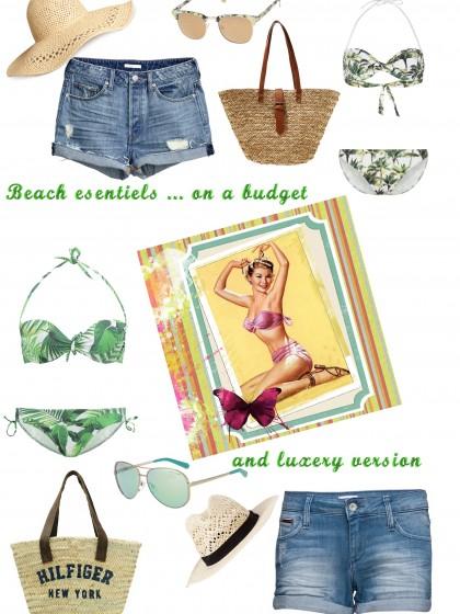 beach essentiels